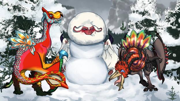 [MHR] Snowbat