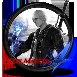 Devil May Cry 4 Icon V1 By Kamizanon On Deviantart