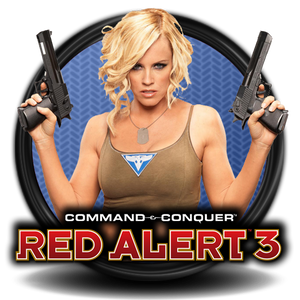 Command and Conquer Red Alert 3 Icon v2