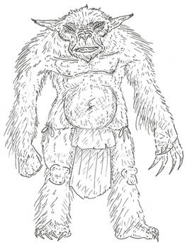 Bugbear Concept 1