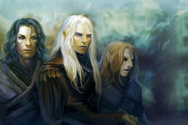 temporary alliance by ArchiaOryix
