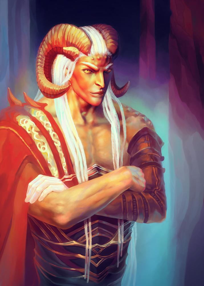 Jarir by ArchiaOryix