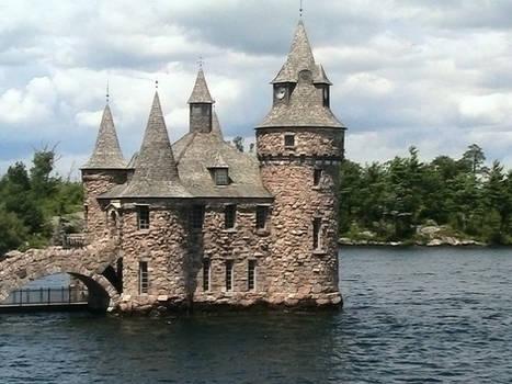 Castle on Water