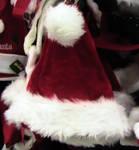 Fluffy Santa Hat