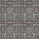 Silver Gothic Tile Background