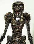 Steel Mechanical Alien by SweetSoulSister