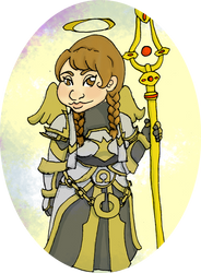 Chibi Darlain by ThatCerwis