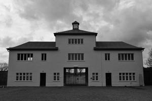 Welcome to Sachsenhausen by barsknos