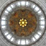Berliner Dom ceiling