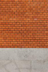 Bricks and stones...