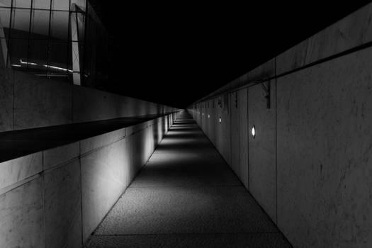 Oslo Opera house - Nighttime details 2