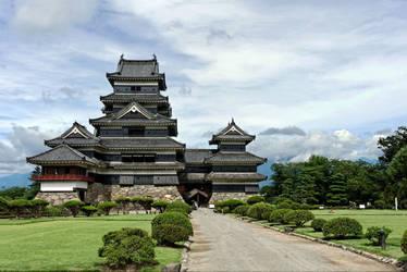 Matsumoto Castle - day