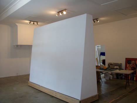 Front Partition Wall