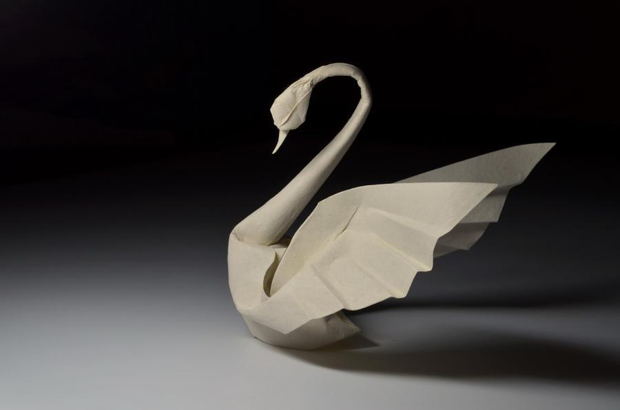 The New Dance Origami By Htquyet On Deviantart