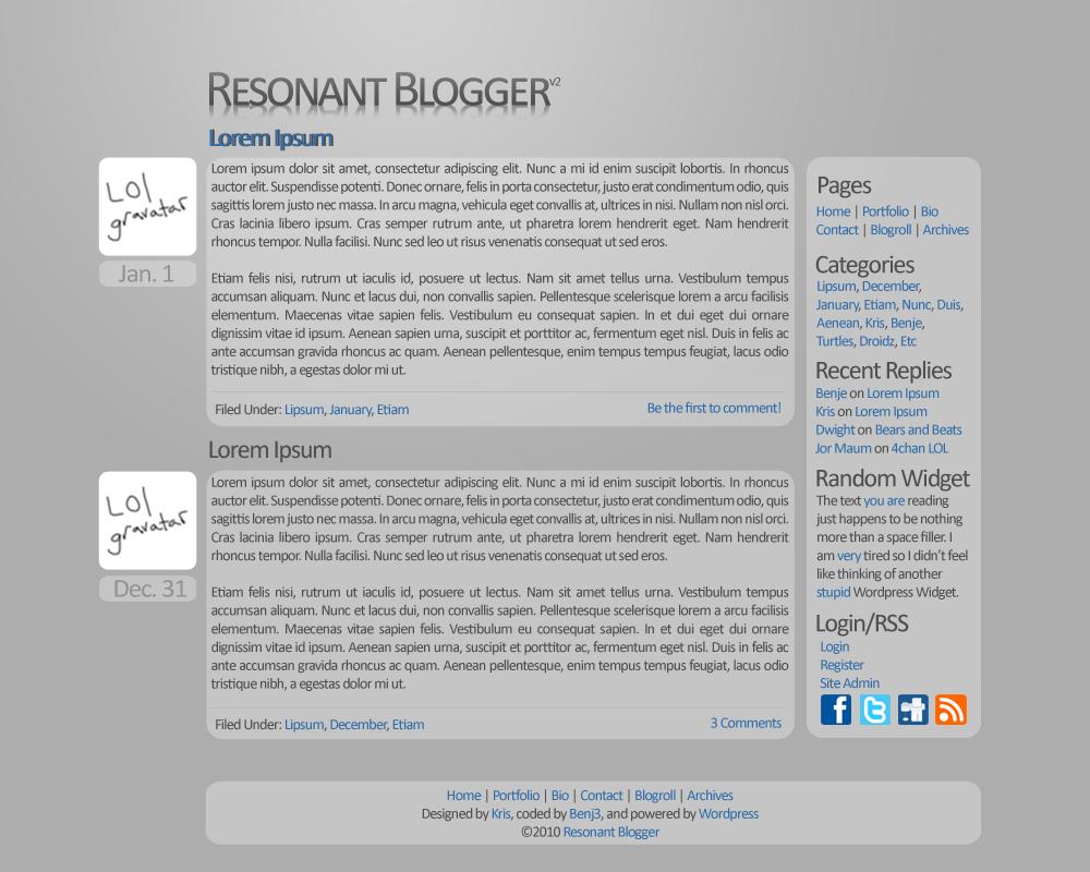 Fresher Web Designer