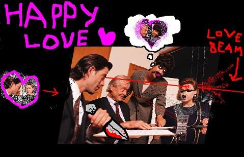 Happy love by maskin