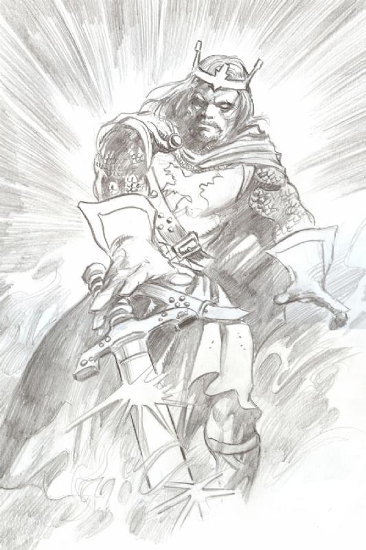 King Arthur by marvel07