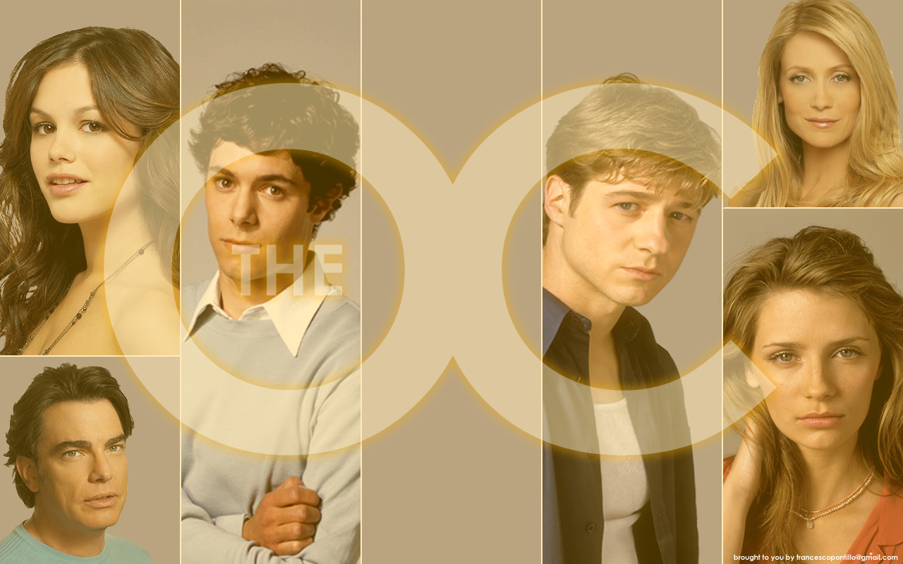 The Oc Gang 1280x800 Dawn By Sethcohen88 On Deviantart