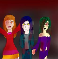 Three Psychos done