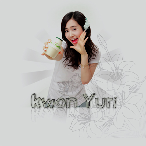 Kwon Yuri. by peaceintheworld
