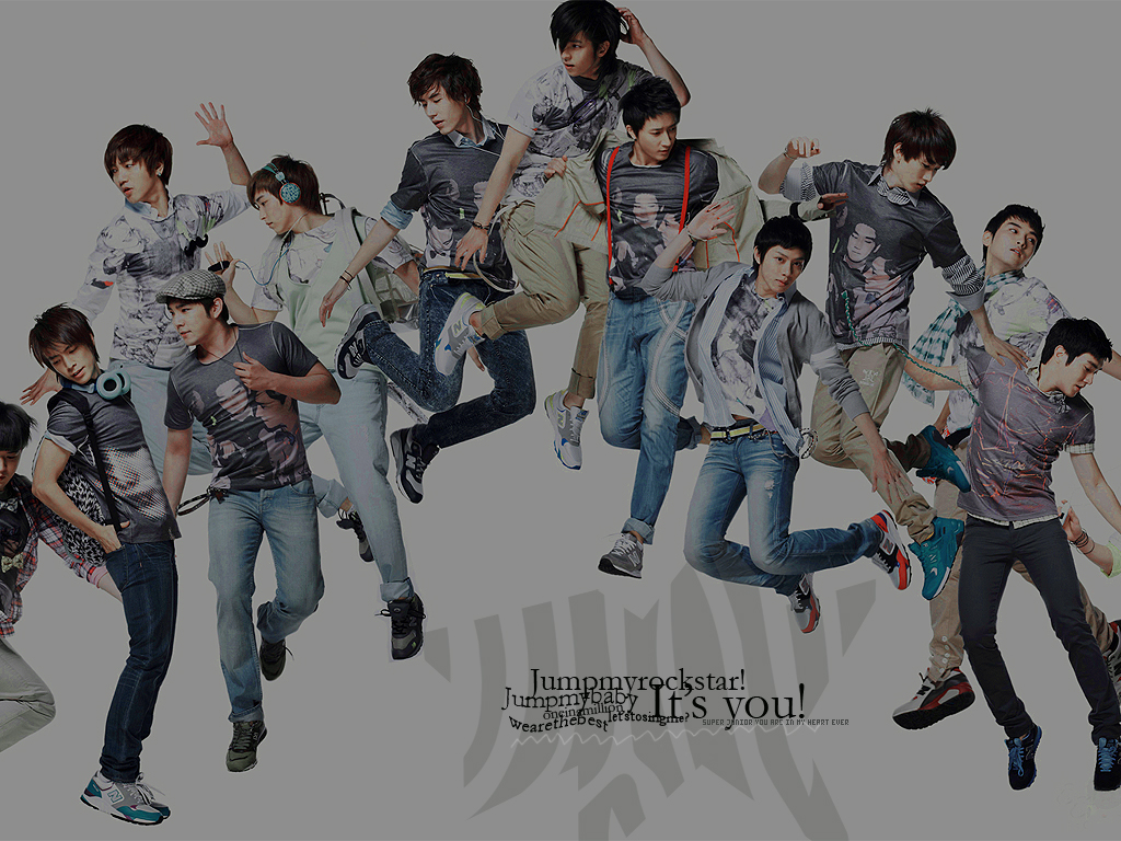 Super junior wallpaper. by peaceintheworld on DeviantArt