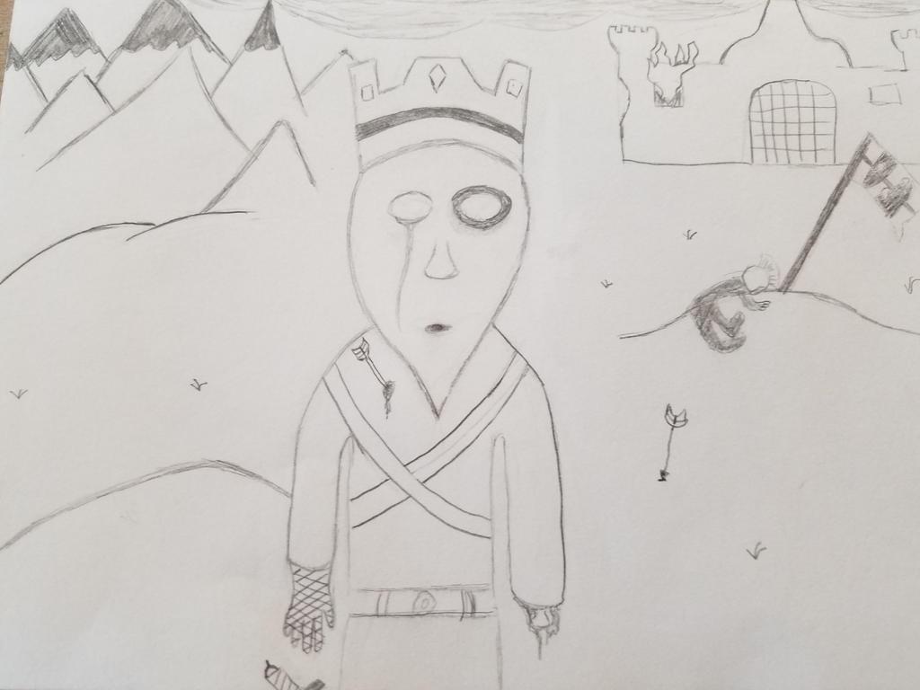 Fallen King  by PpipP