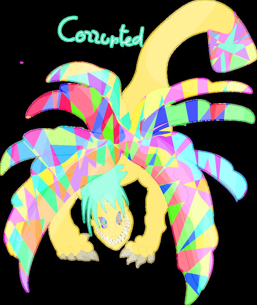 Angel Aura Quartz Corrupted by FaridCreator