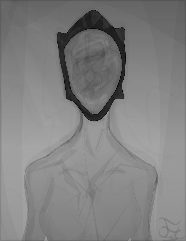 Mirror/Miroir  by FaridCreator