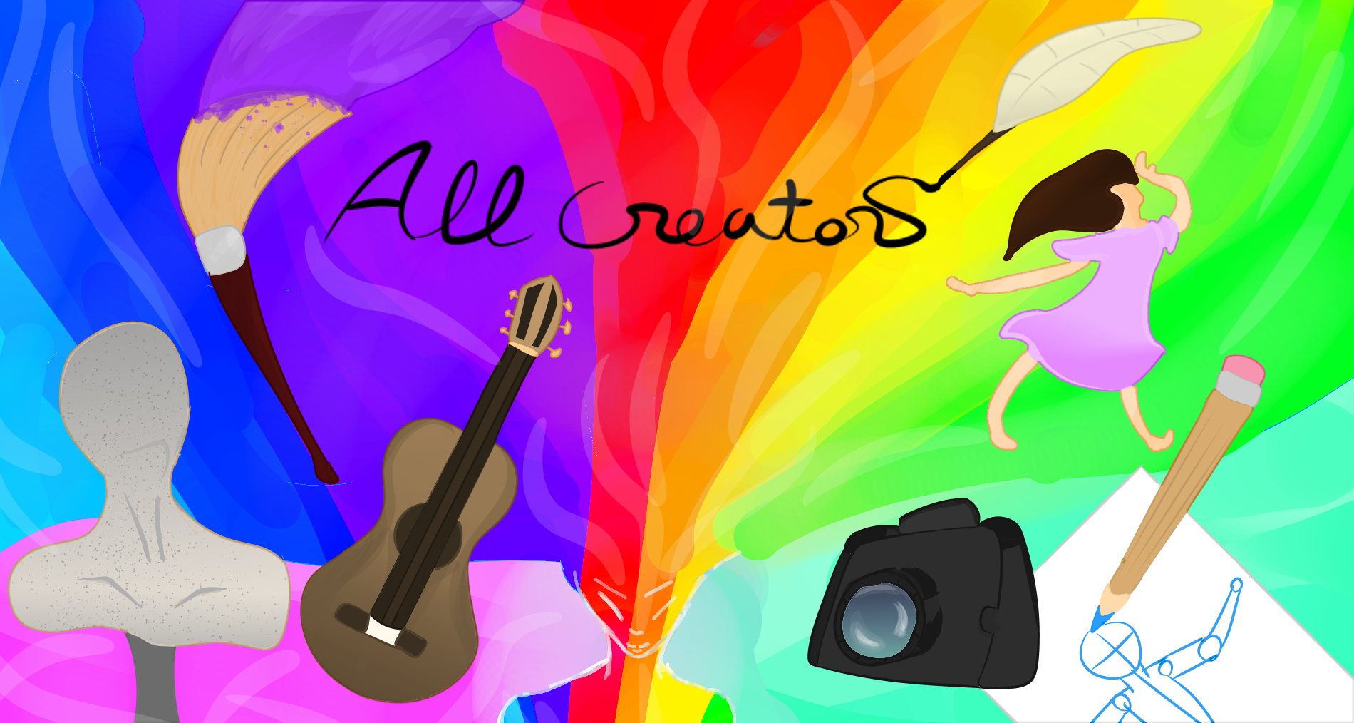 New Banner Group: All Creators by FaridCreator