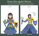 Draw This Again My NWN Templar