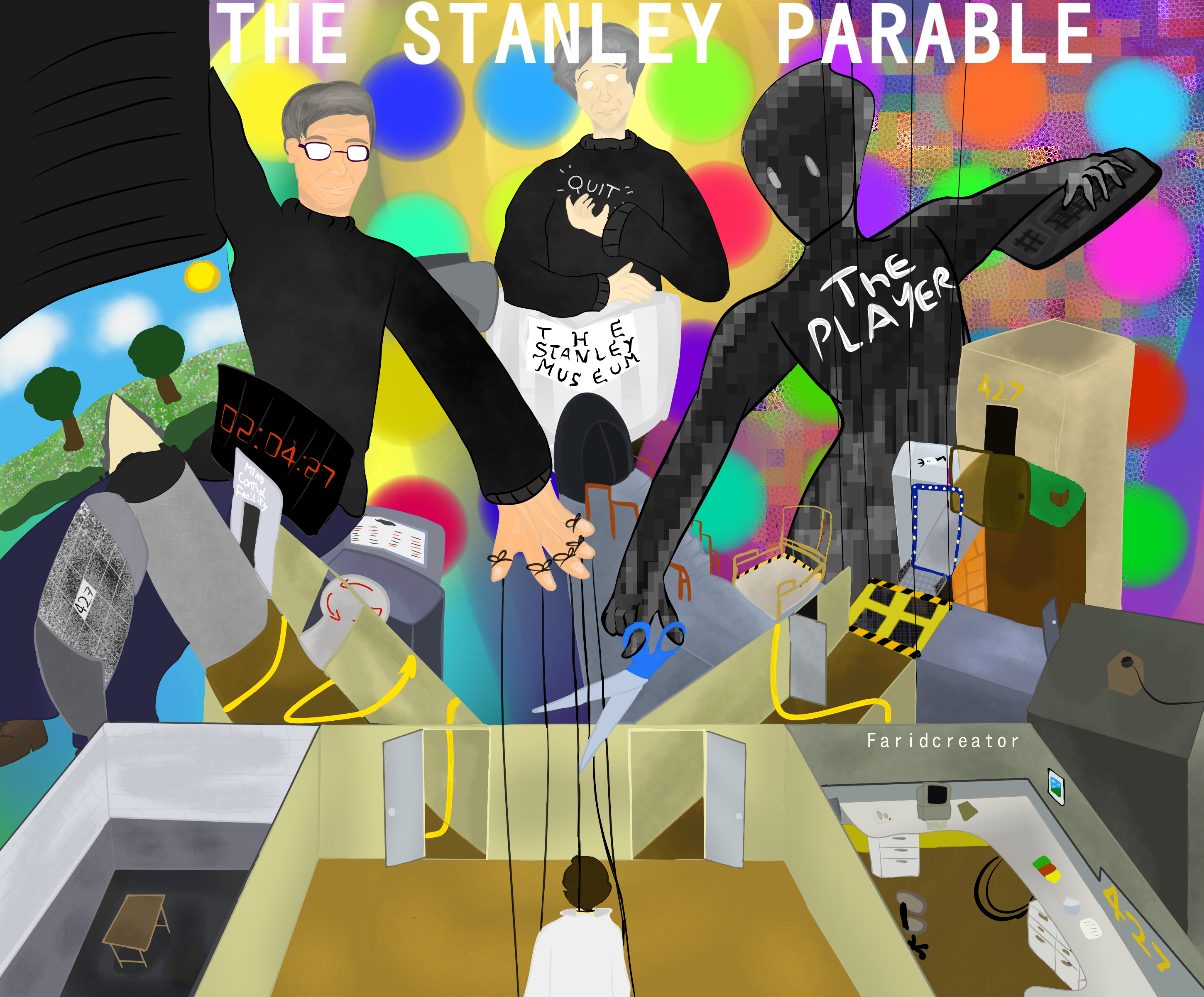 The Stanley Parable by FaridCreator