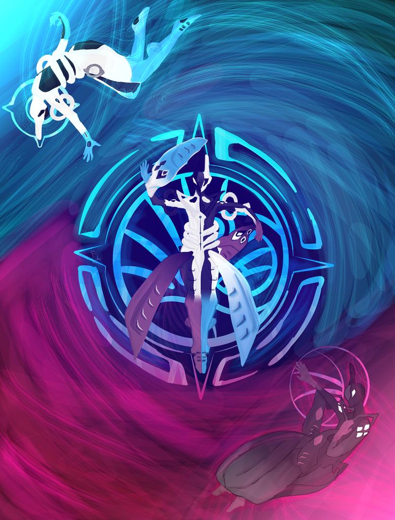 Equinox Warframe by FaridCreator