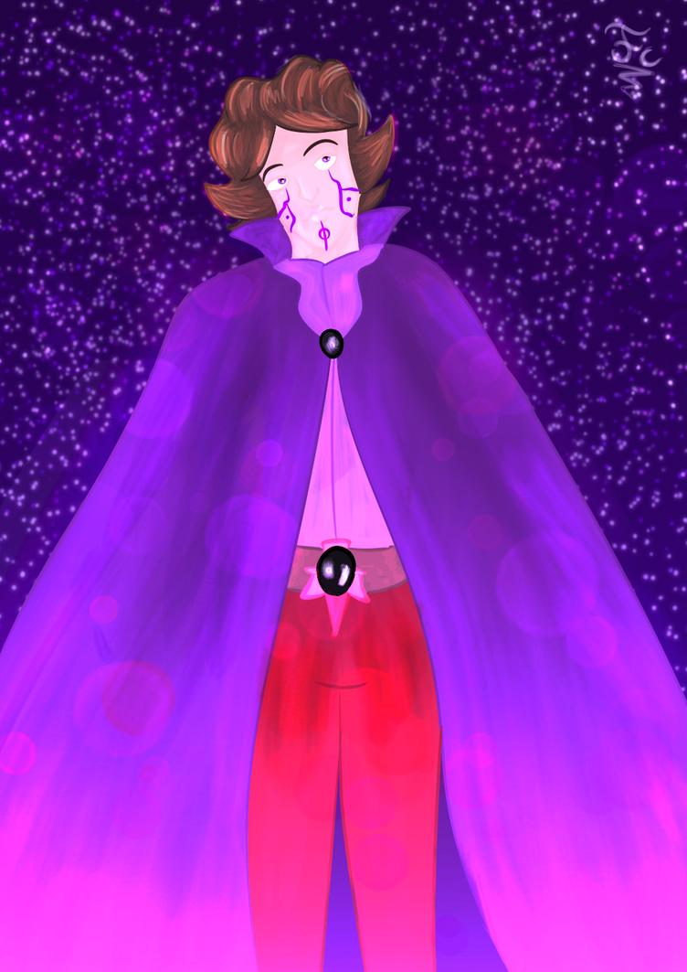 A Purple Night by FaridCreator