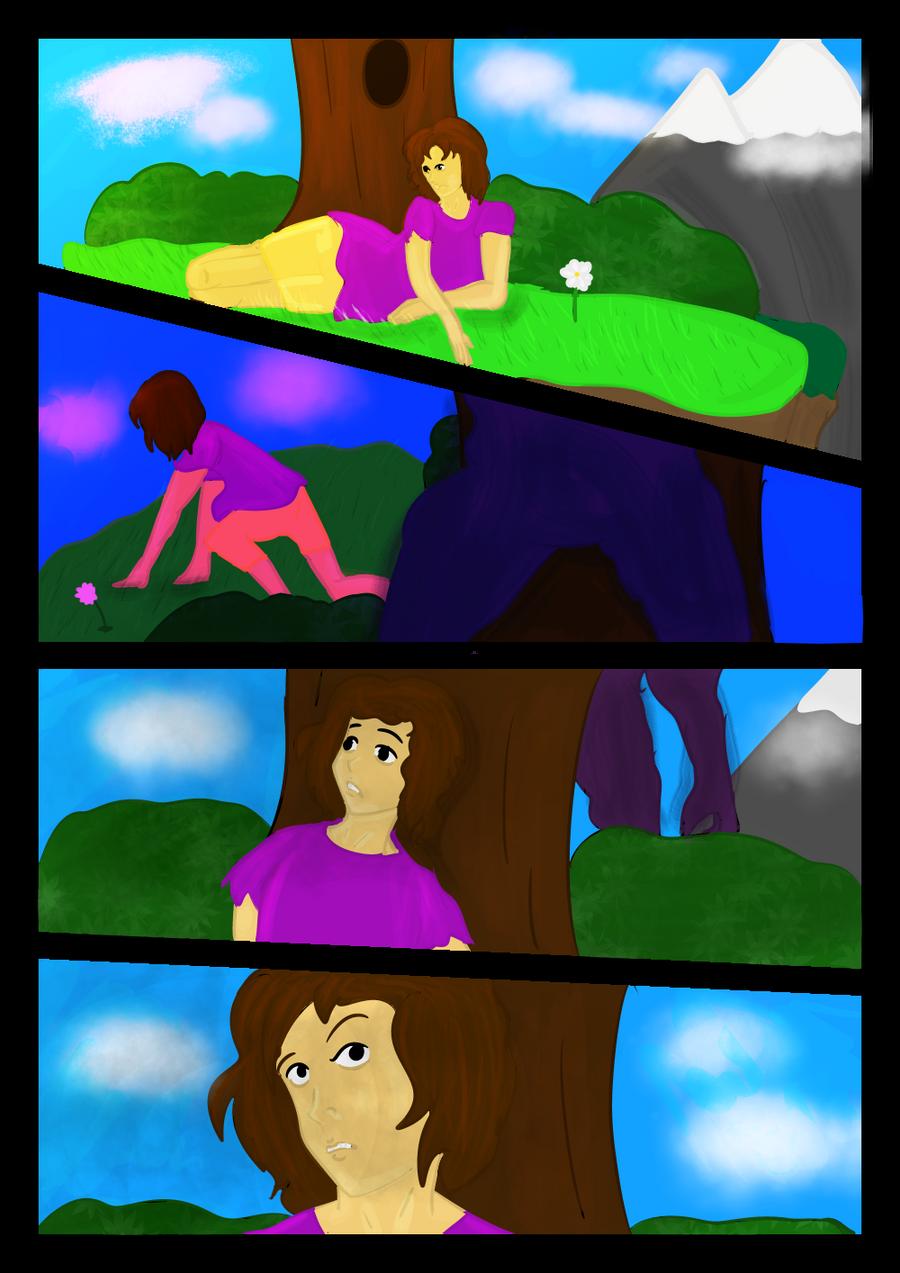 The Island p.2 by FaridCreator