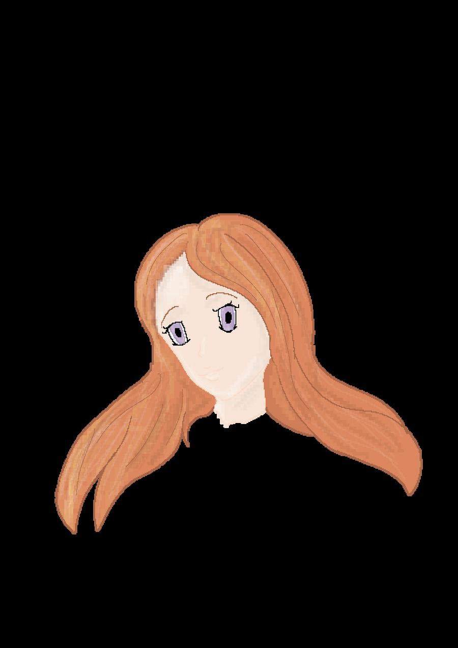 Himari Takakura Pixel Art by FaridCreator
