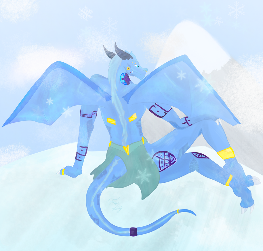 Imagine Dragons  by FaridCreator