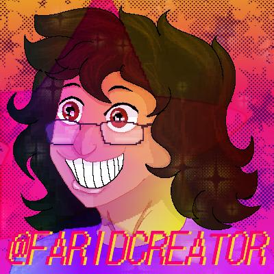 New Profile Icone by FaridCreator