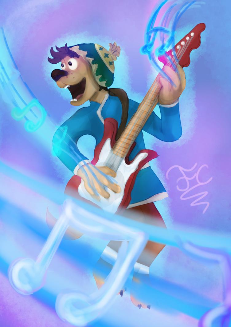 Rock Dog  by FaridCreator