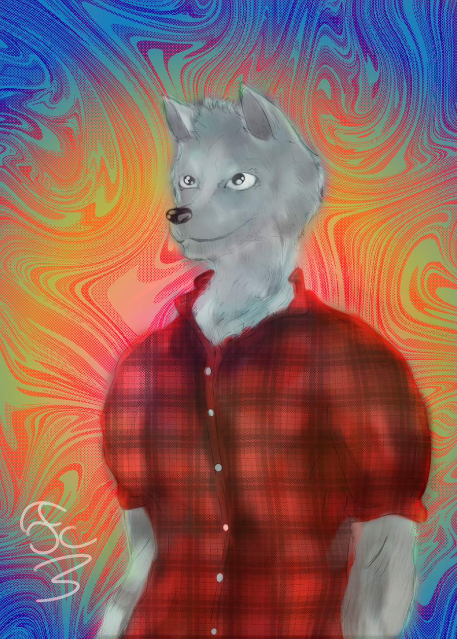 Drawing for Reotip by FaridCreator