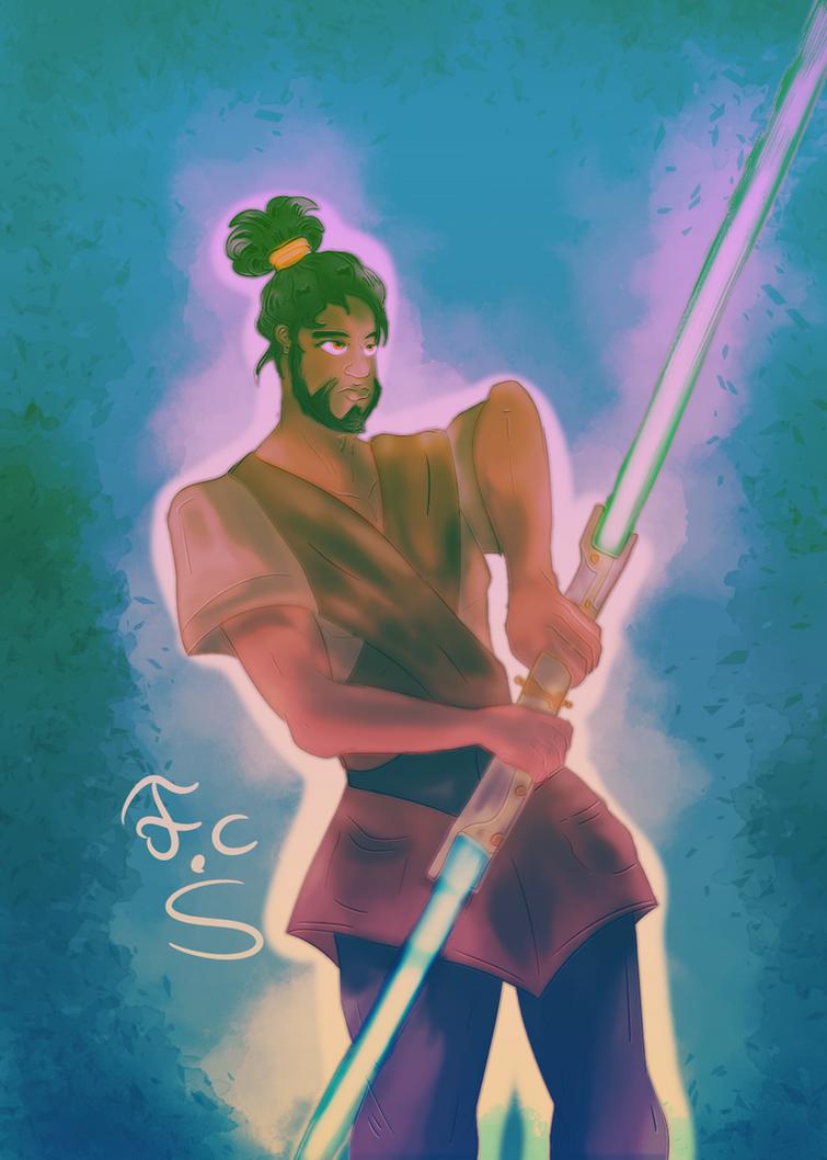 Farid The Jedi  by FaridCreator