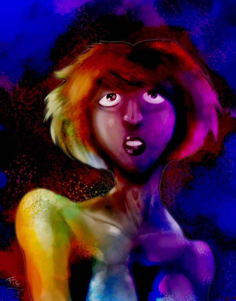 Color Girl  by FaridCreator