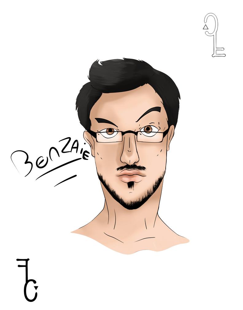Fan Art for Benzaie by FaridCreator