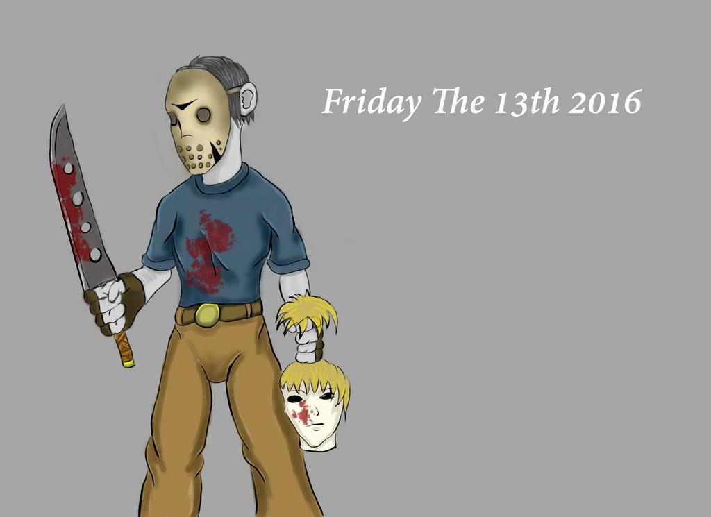 Jason Finished by dchotwolf101