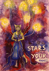 All the Stars are in your Hands by Murley