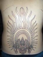 Tattoo by alliniavainilla