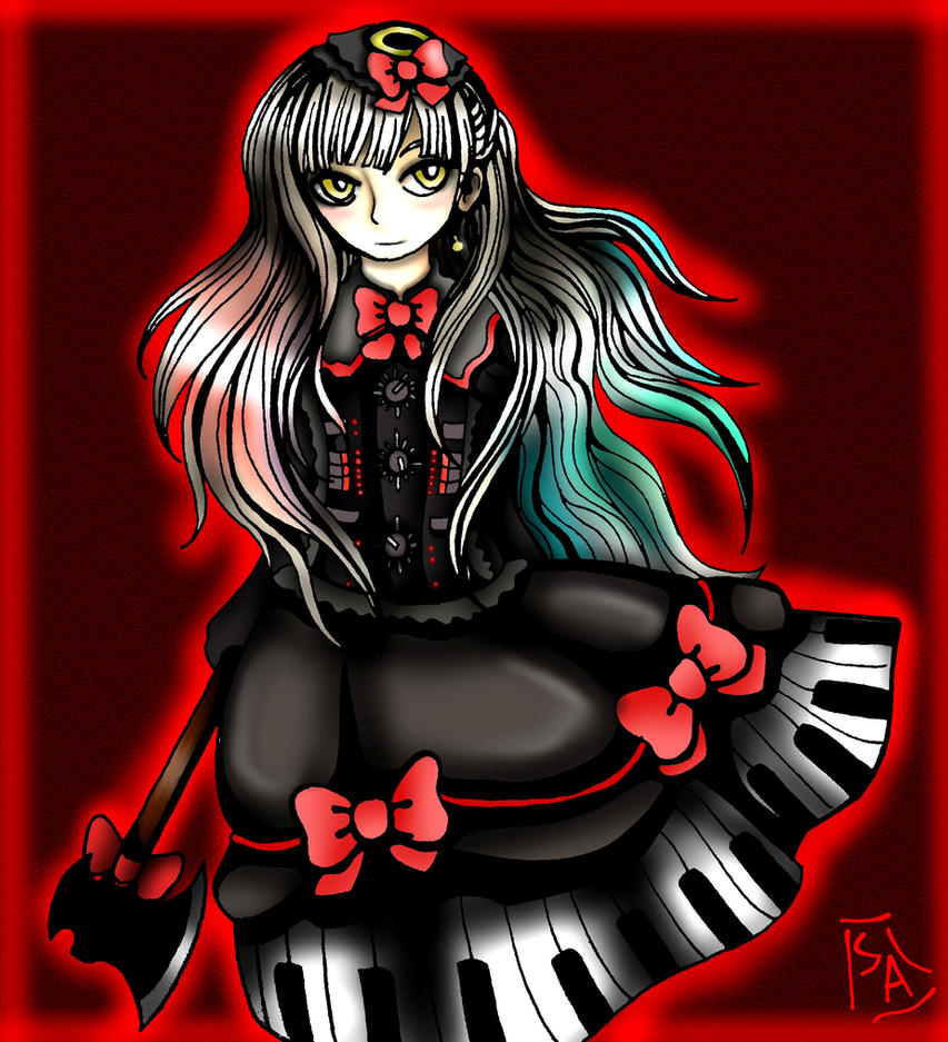 Vocaloid 3 Mayu by SileceneAlethea
