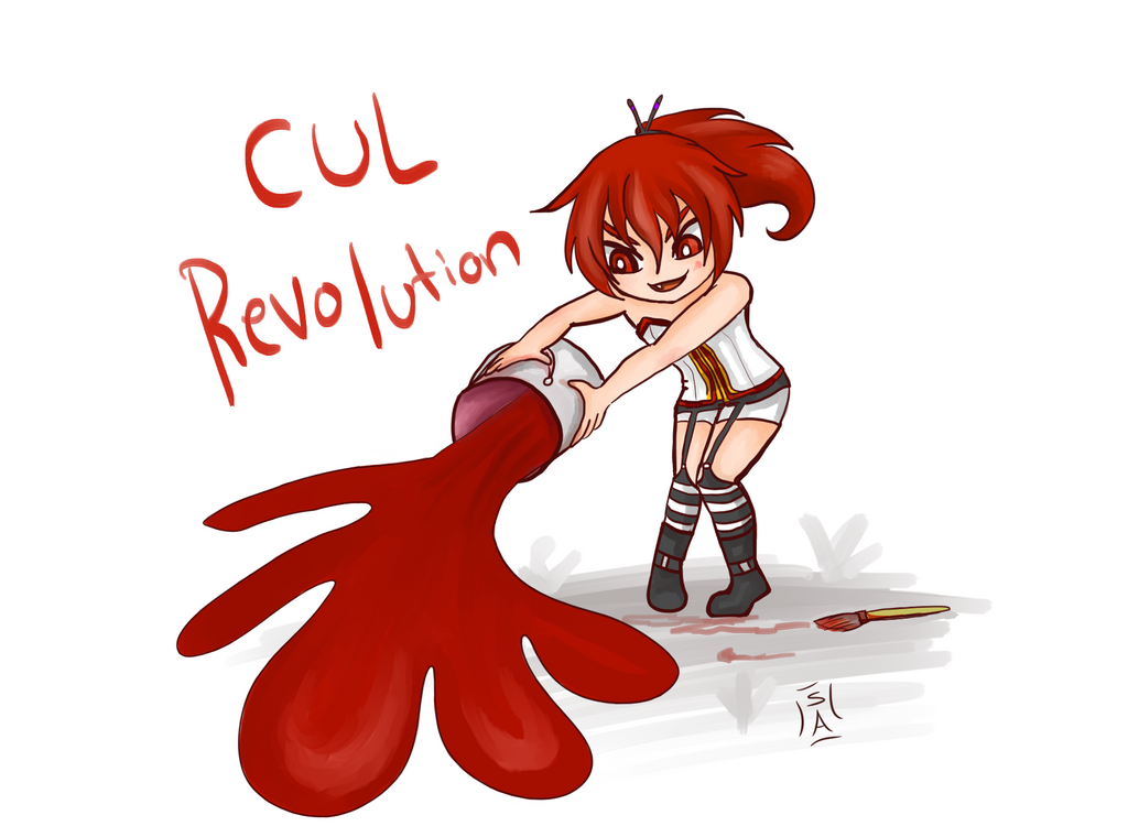 It's a CUL Revolution! by SileceneAlethea