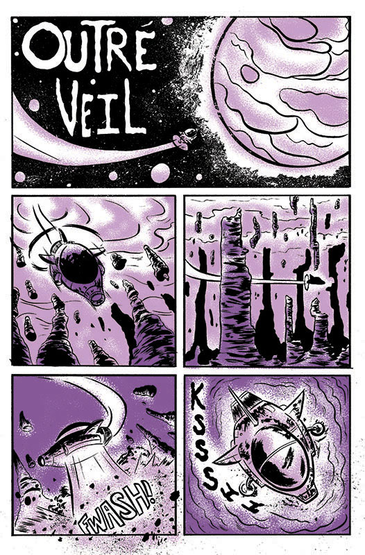 Outre Veil preview pg1 by spicypeanut