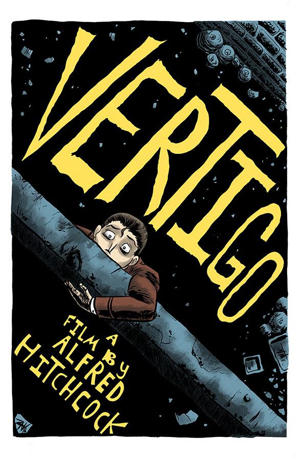 Vertigo Poster by spicypeanut
