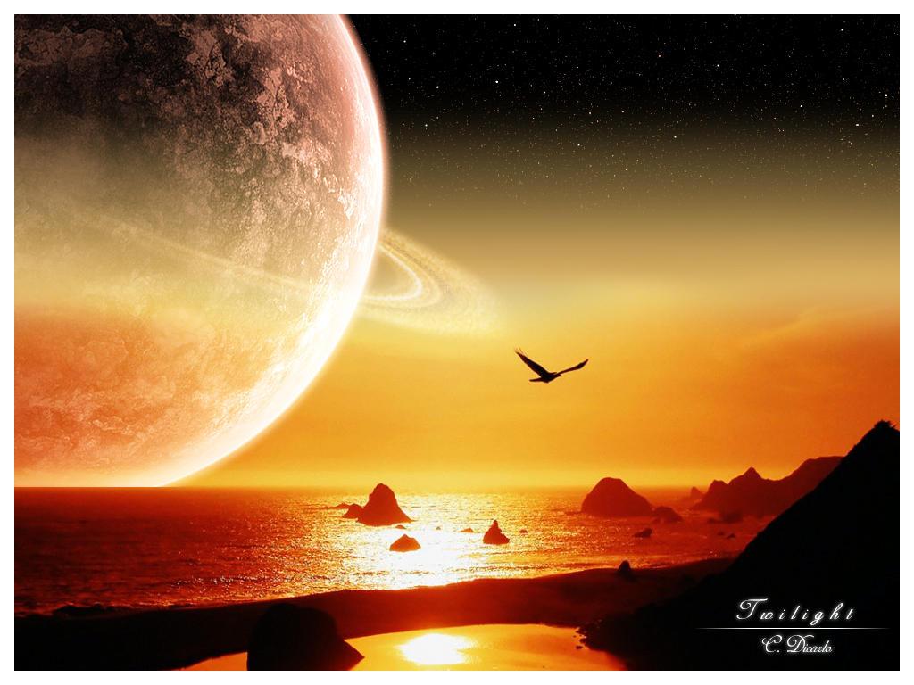 Twilight by dilekt
